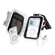 1010 Maleta Peli iPod MicroCaja Blanca