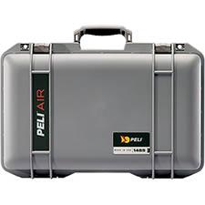 1485 AIR maleta con espuma, plateada