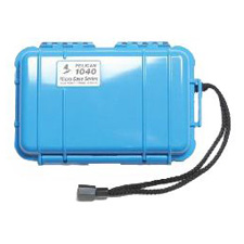 1040 MicroCaja Negra-Azul
